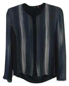 Elie Tahari Ellie Top blue