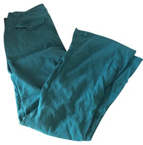 Level 99 Wide Leg Pants Terrific teal