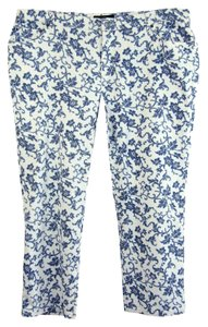 Lauren Jeans Company Straight Pants Multi Color