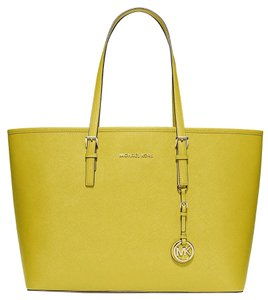 Michael Kors Next Day Shipping Tote in Light Green