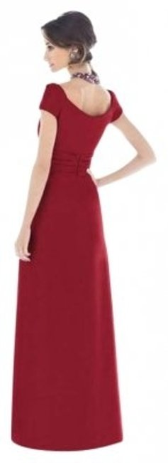 Preload https://item1.tradesy.com/images/alfred-sung-d501-long-formal-dress-size-10-m-193265-0-0.jpg?width=400&height=650