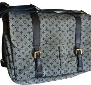 Louis Vuitton Navy Messenger Bag