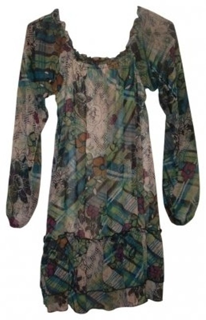 Preload https://img-static.tradesy.com/item/19327/american-rag-multicolor-mini-dress-tunic-size-0-xs-0-0-650-650.jpg