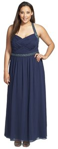 Calvin Klein Plus Size Full Length Beaded Dress