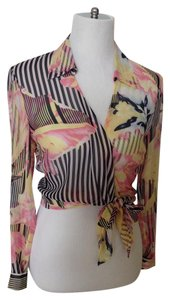 Escada Top Multi pastels