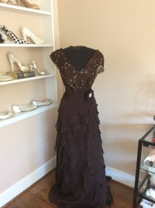 Jovani Espresso (Deep Brown) 171072 Dress