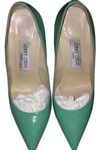 Jimmy Choo Peppermint Pumps