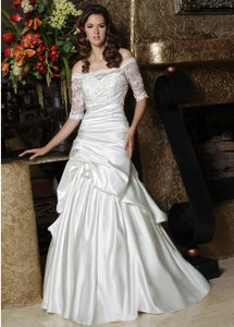 DaVinci Bridal 50185 Wedding Dress