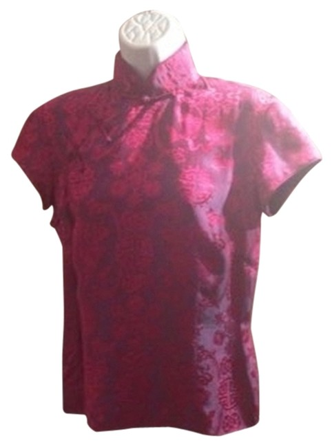 Preload https://item1.tradesy.com/images/shanghai-tang-blouse-size-6-s-1932810-0-0.jpg?width=400&height=650