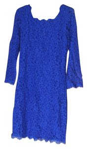 Diane von Furstenberg short dress Lace Zarita on Tradesy