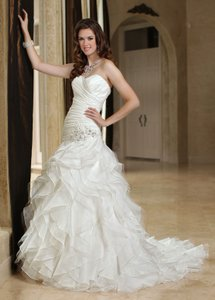 DaVinci Bridal 50178 Wedding Dress