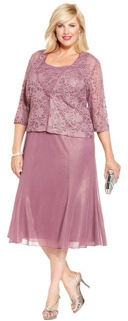 Alex Evenings Plus Size New With Tags Mother Of The Bride Set Jacket Set Lace Dress