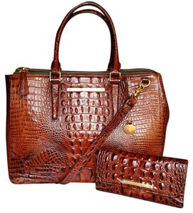 49e7afe7fff6 Brahmin Satchels - Up to 90% off at Tradesy