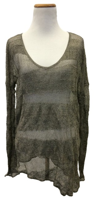 Preload https://item5.tradesy.com/images/helmut-lang-grey-sweaterpullover-size-0-xs-1933199-0-0.jpg?width=400&height=650