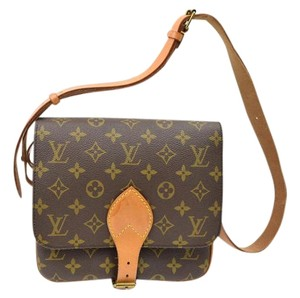 Louis Vuitton Cartouchiere Cross Body Neverfull Lv Shoulder Bag