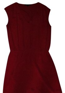 Blaque Label short dress Red on Tradesy