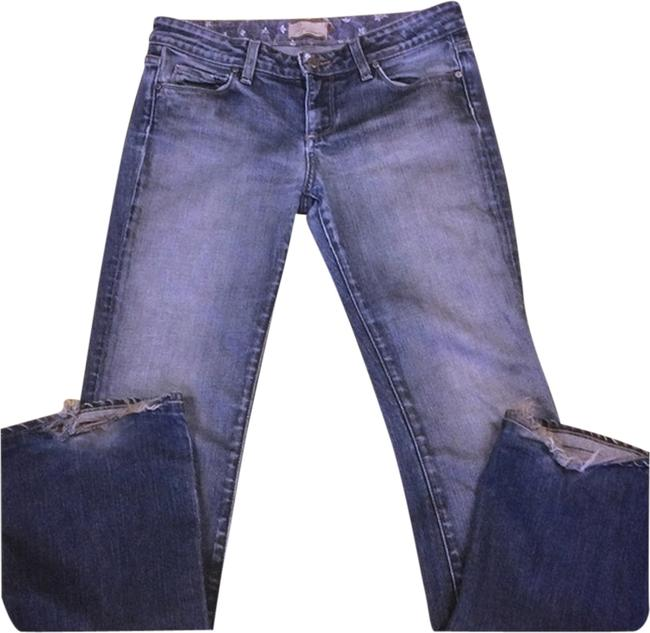 Preload https://item4.tradesy.com/images/paige-medium-wash-cloverdale-flap-pocket-flare-leg-jeans-size-29-6-m-1933268-0-0.jpg?width=400&height=650