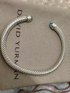 David Yurman Blue Topaz