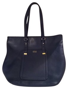Badgley Mischka Tote in Cobalt blue