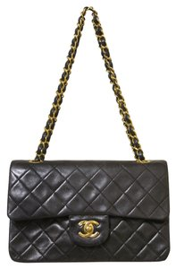 Chanel Small Double Flap Shoulder Bag