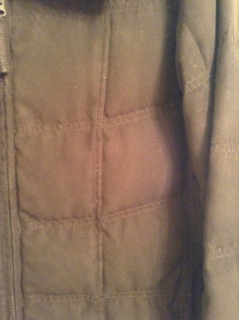 L.L.Bean Goose Down Trench Coat