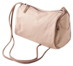 Alternative Apparel Leather Suede Cross Body Bag