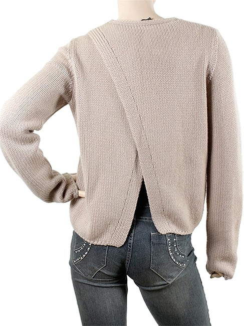 Preload https://item5.tradesy.com/images/calvin-klein-collection-heavy-knit-knit-open-pullover-sweater-1933494-0-0.jpg?width=400&height=650