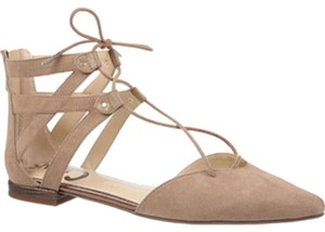 Circus by Sam Edelman Brand New Never Worn Lace-up Beige Flats