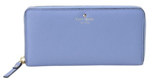 Kate Spade New Cobble Hill Lacey Vista Blue Wallet