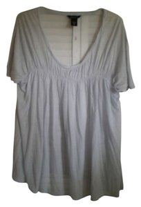 Moda International Babydoll Sheer Soft Tunic
