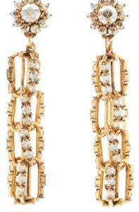 Oscar by Oscar de la Renta Shadow Earrings