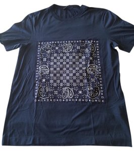 Louis Vuitton T Shirt Navy