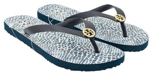 Tory Burch 90008651 Tory navy - BOA B Sandals