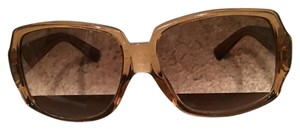 Louis Vuitton Louis Vuitton Brown Speckling Acetate Frame Obsession Carre Sunglasses