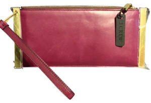 J.Crew Wristlet in Red