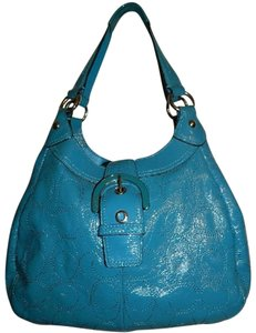 Coach Soho Signature Rare Hobo Bag