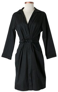 Elie Tahari Belted Dress