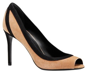 Gucci Gucci; 347291; Nude Black 2761 Pumps