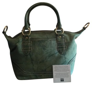 Frye Satchel in Olive