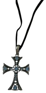 Lia Sophia Lia Sophia cross necklace