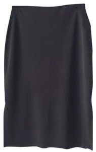 Max Studio Skirt Dark gray