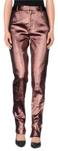 Tom Ford Skinny Pants Metallic Pink