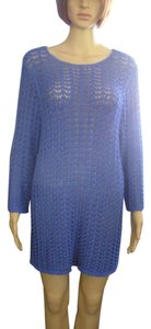 Chico's Open Knit Weave Sweater
