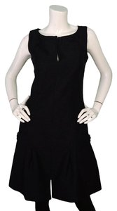 Chanel Drop Waist Sleeveless Dress
