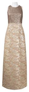 Aidan Mattox A13130 Evening Gown Sequins Dress