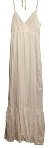 White Maxi Dress by J.Crew