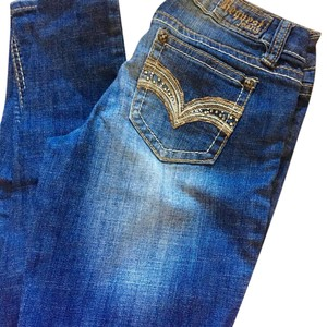 Request Jeans Straight Leg Jeans
