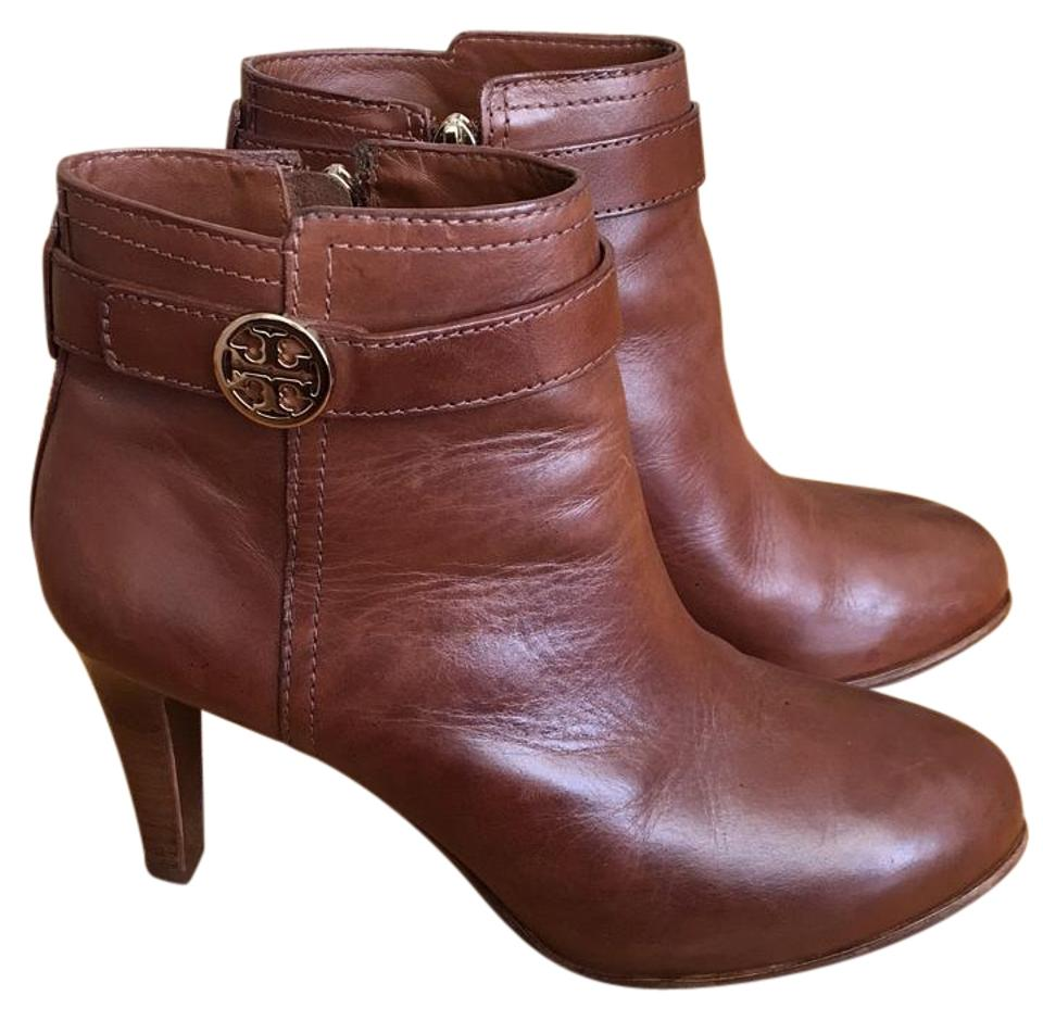 Tory Burch Boots/Booties Brown Bristol High Heel Boots/Booties Burch d419da