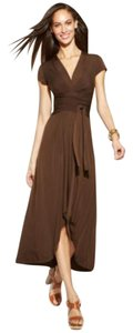 Michael Kors short dress Brown on Tradesy