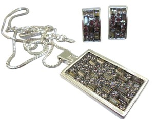 Givenchy Givenchy Necklace & Earrings Set